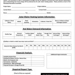 Polysun DHW Request Form