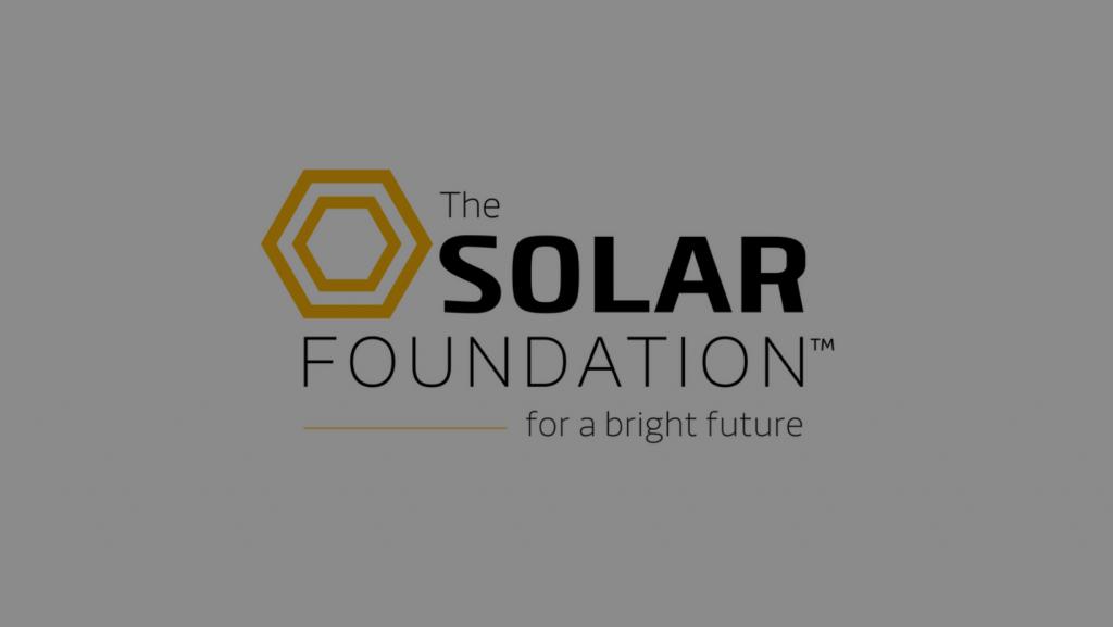 The Solar Foundation Logo
