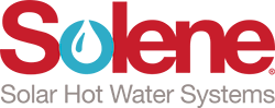 Solene hot water systems logo