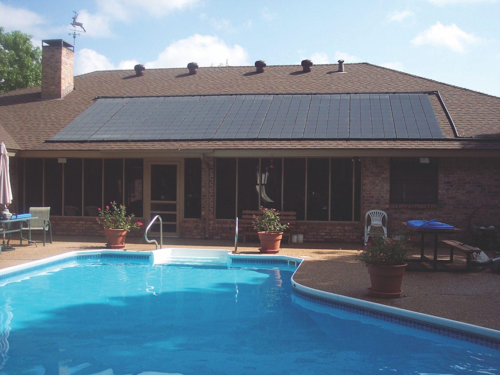 Heliocol Solar Pool Heating Gallery Image