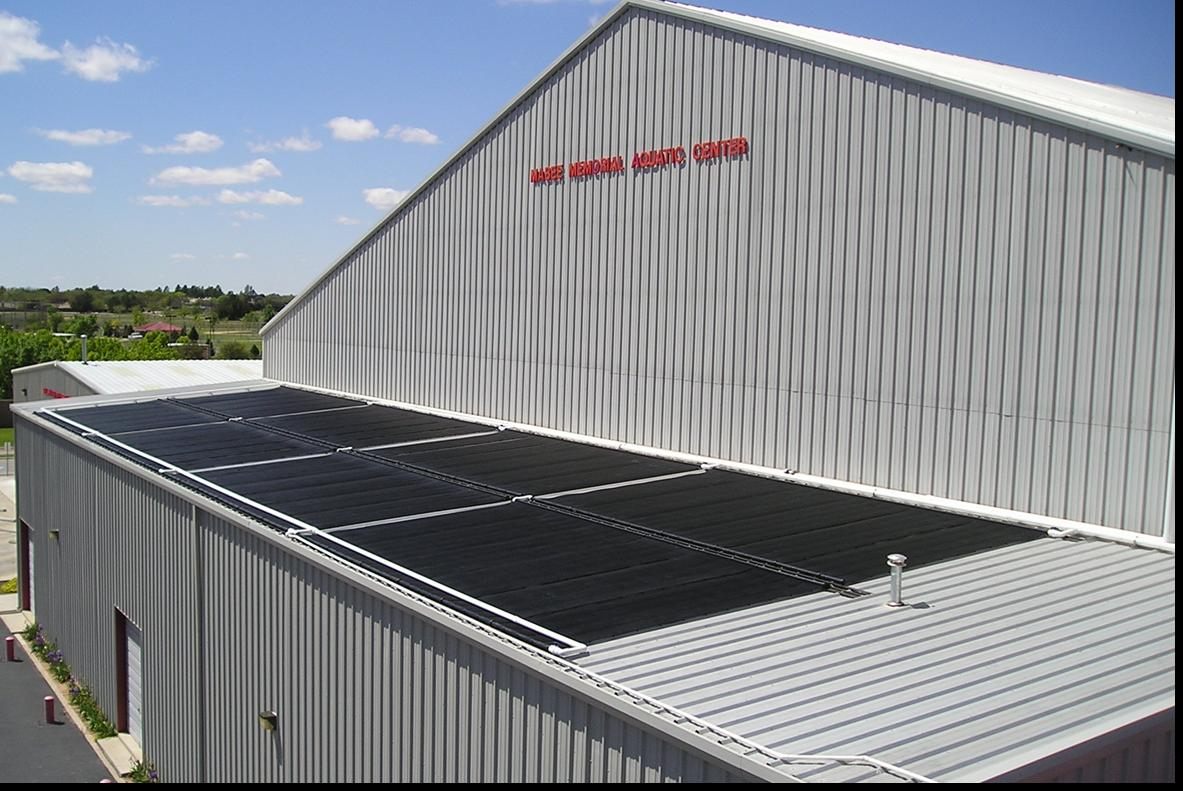 Heliocol Solar Pool Heating Gallery Image