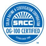 UMA Solar SRCC OG-100 Certification