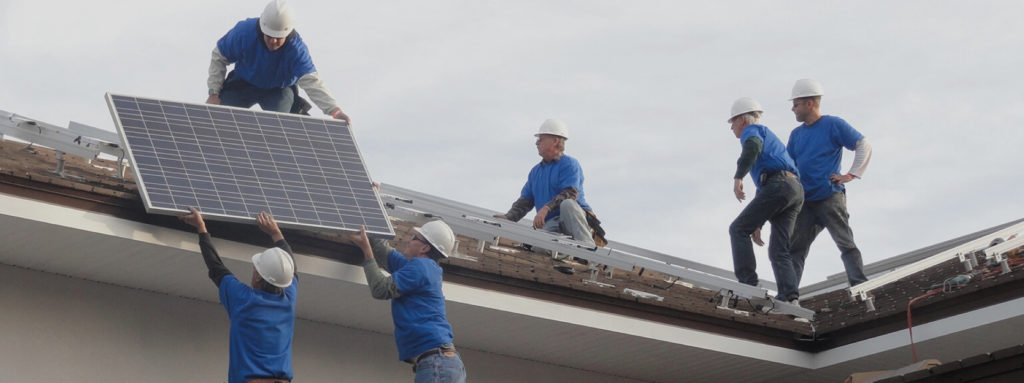 UMA Solar Dealer Background