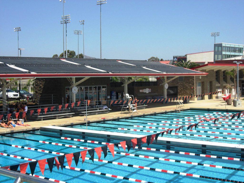 UMA solar pool heating commercial pool heating