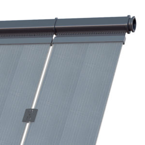 UMA solar pool heating ecospark pc glazing