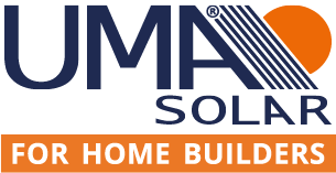UMA Solar for Builders Logo
