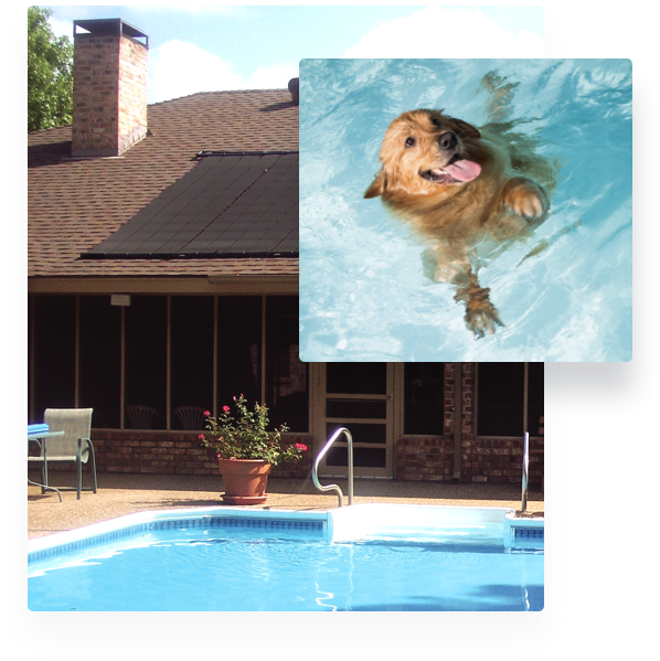 The Texas Homeowner's Guide to Solar Pool Heating 1